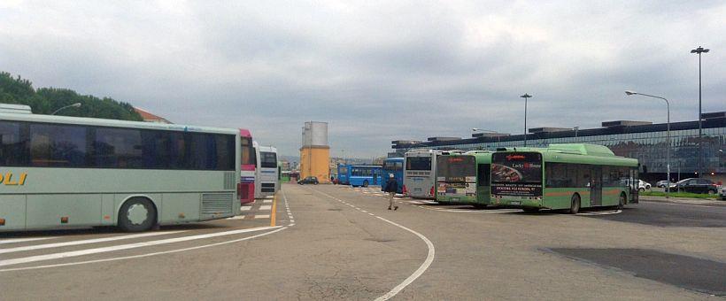 Bus e Taxi