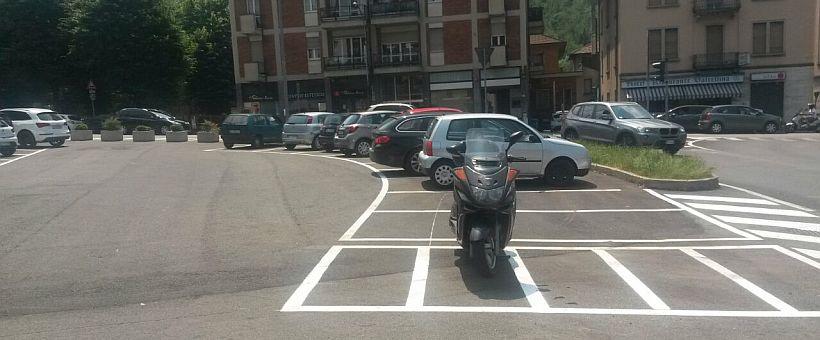 Parcheggi e sosta