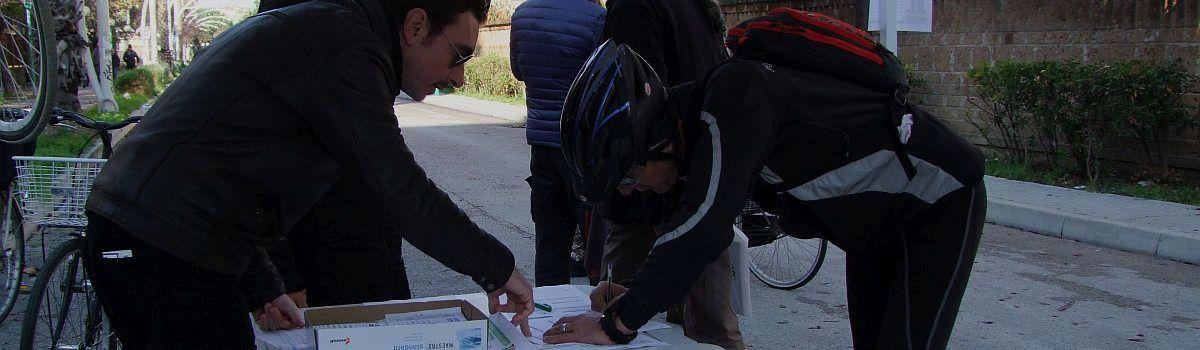 Bici in rete: partecipa al sondaggio