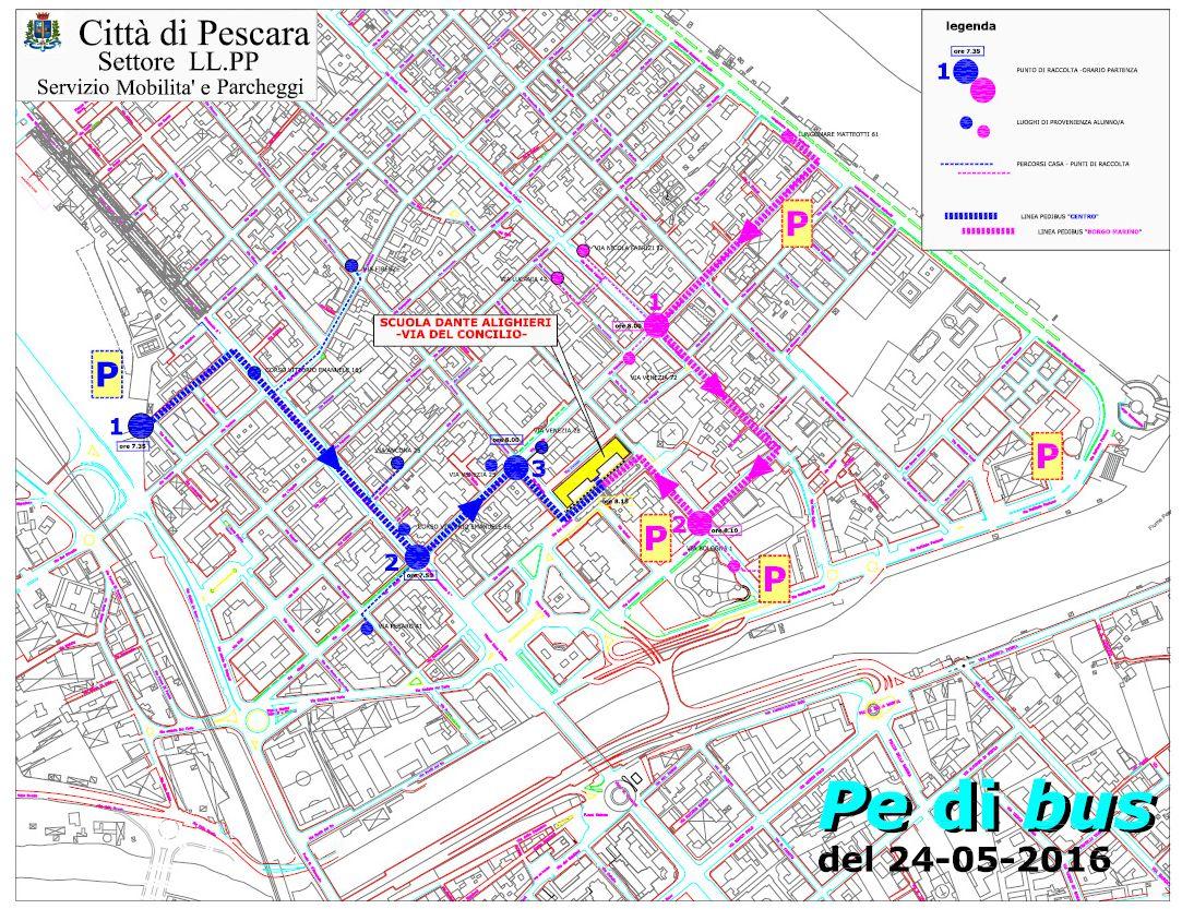 tracciati pedibus2