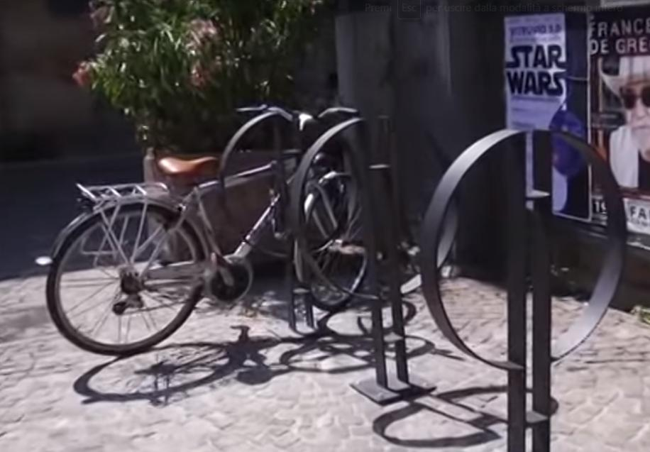 In arrivo in città centinaia di nuovi stalli per bici