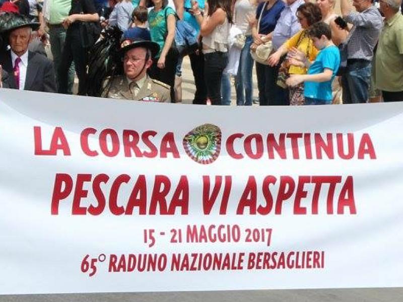 Sessantacinquesimo raduno nazionale dei Bersaglieri