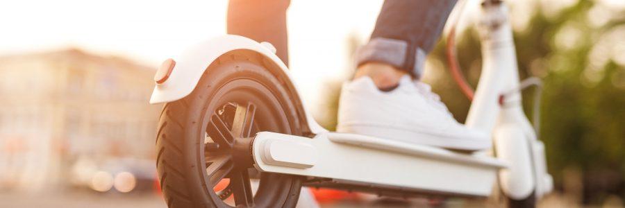 Arriva lo scooter sharing con 50 moto a zero emissioni di Co2