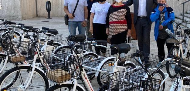 Bici a pedalata assistita destinate ai diversamente abili