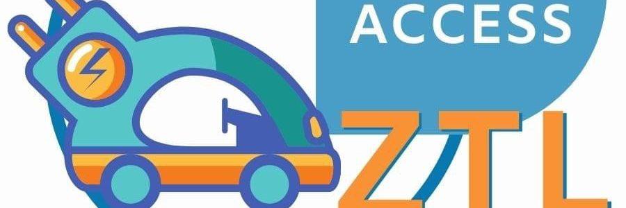 Le auto elettriche potranno circolare liberamente nelle zone a traffico limitato