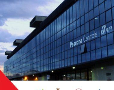 Pescara centrale, la ciclostazione una vetrina per mobilità e turismo sostenibile. Il progetto
